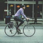 自転車とED