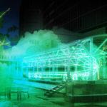 新橋駅近くで開催「SHIODOME Twilight」
