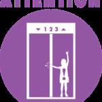 エレベーター点検のお知らせ