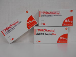 アボルブの効果と副作用